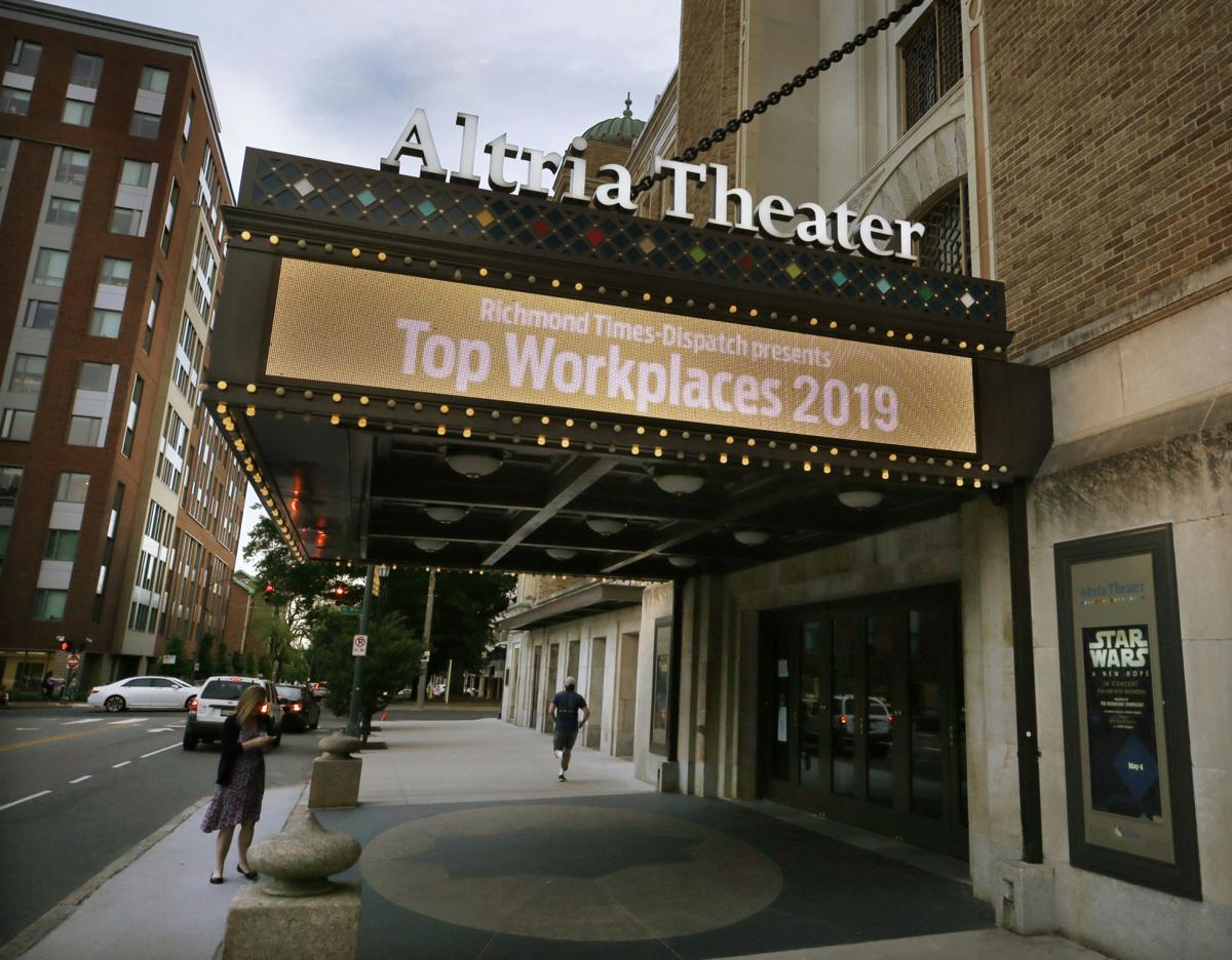 Celebrating Richmond's Top Workplaces at our annual event
