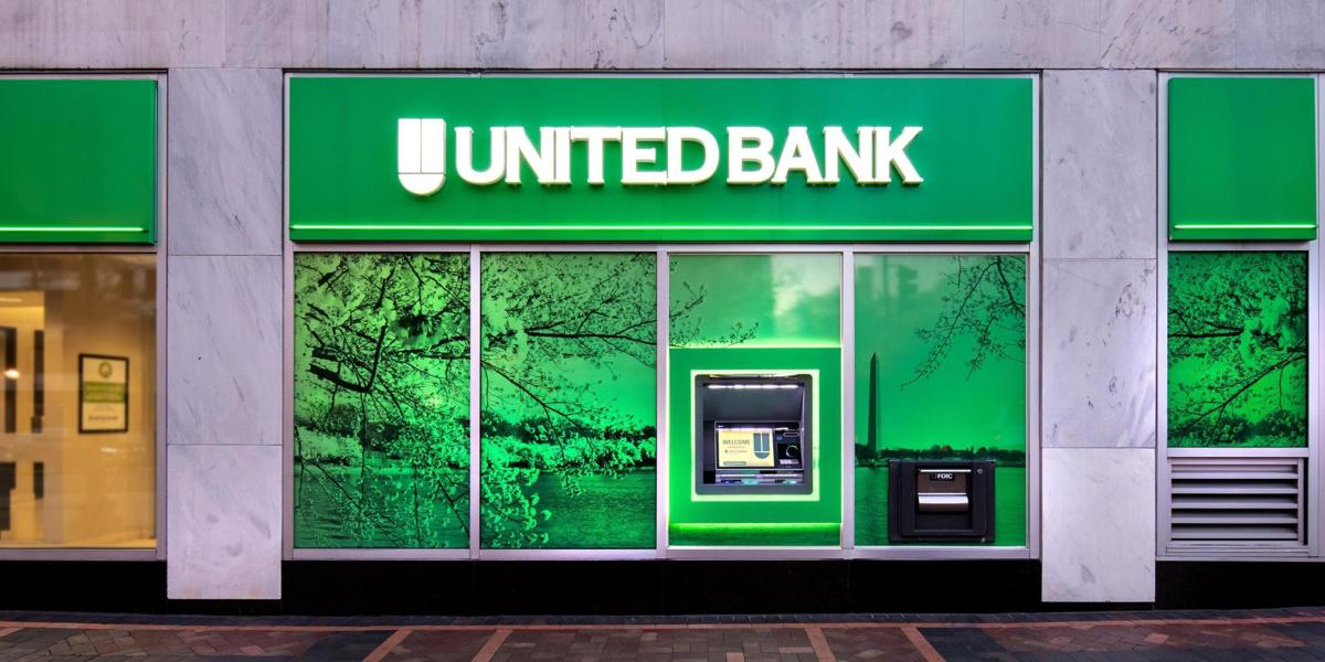 United Bank branch in D.C.