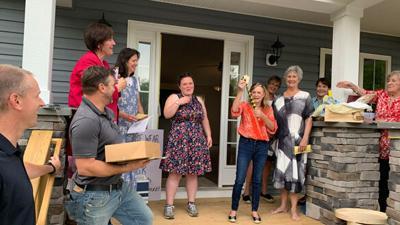 Habitat for Humanity dedicates 15th home; nonprofit celebrates 20 years of service