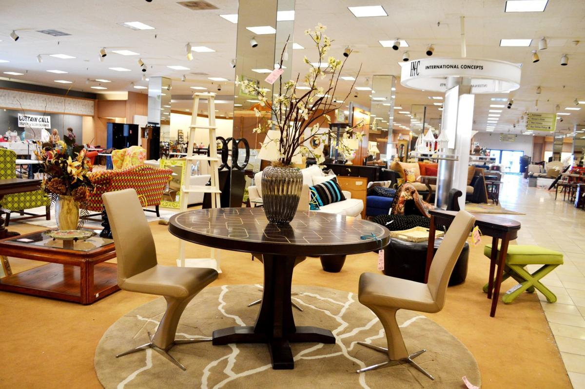 Curtain Call Home Decor Consignment Sale Returning To Regency Mall In February Business News Richmond Com