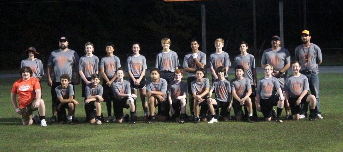 14u FB team No. 1