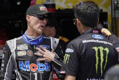NASCAR Austin Xfinity Auto Racing