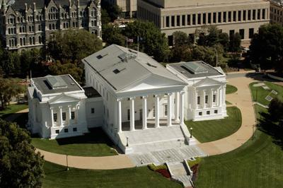 Federal Court Orders Virginia To Adopt Redrawn House Of Delegates
