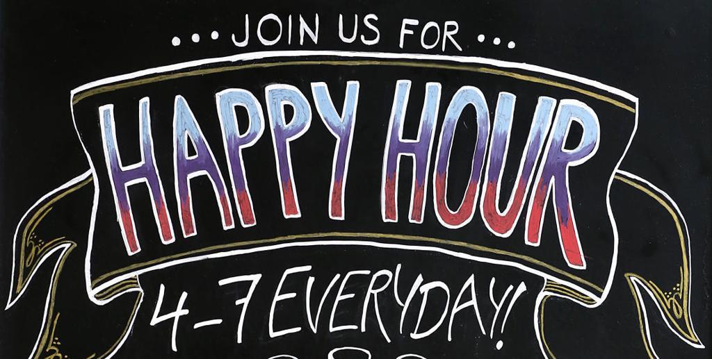 UPDATED: Richmond Happy Hour Guide   Restaurant News ...