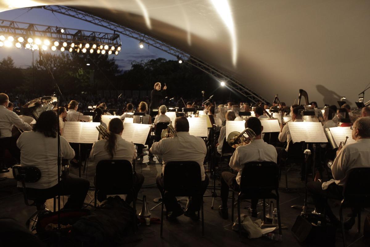 Richmond Symphony Big Tent