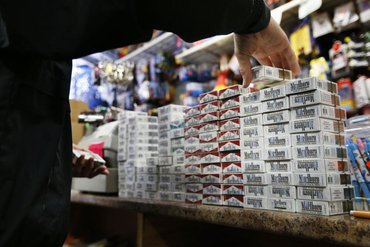 Despite trafficking, Va  cigarette tax appears unlikely to