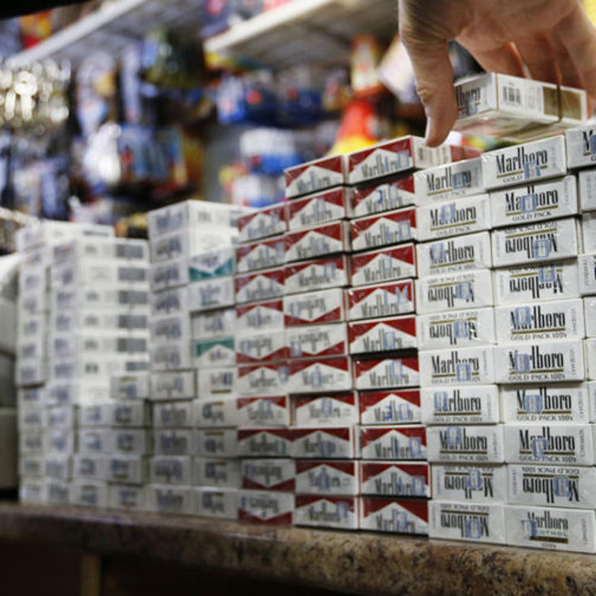 Despite trafficking, Va  cigarette tax appears unlikely to rise