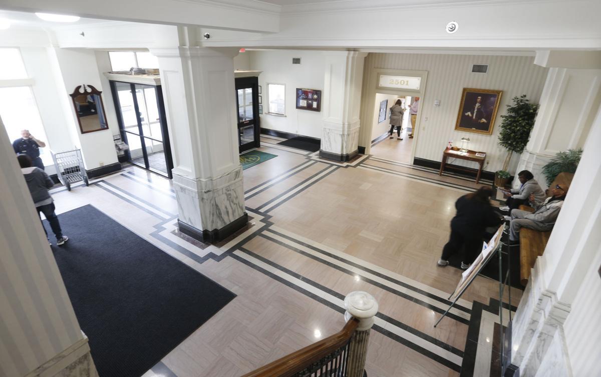 Historic William Byrd Senior Apartments In Richmond Gets A Major Redo