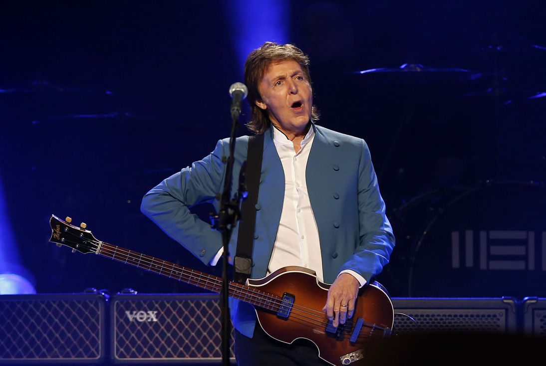 Paul McCartney To Return DC This Summer