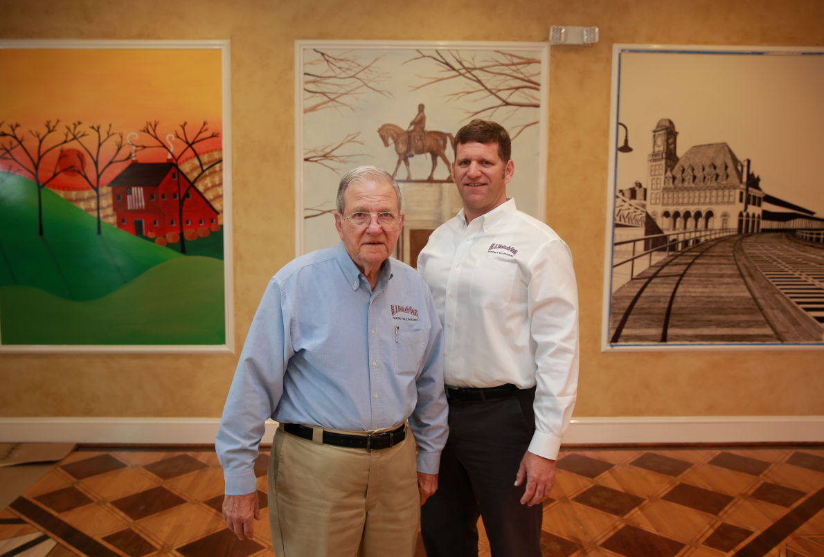 Trade Names H J Holtz Amp Son Provides Painting And