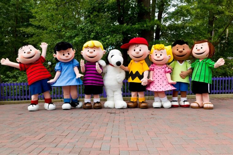what s new at pla  snoopy amp kings dominion this year