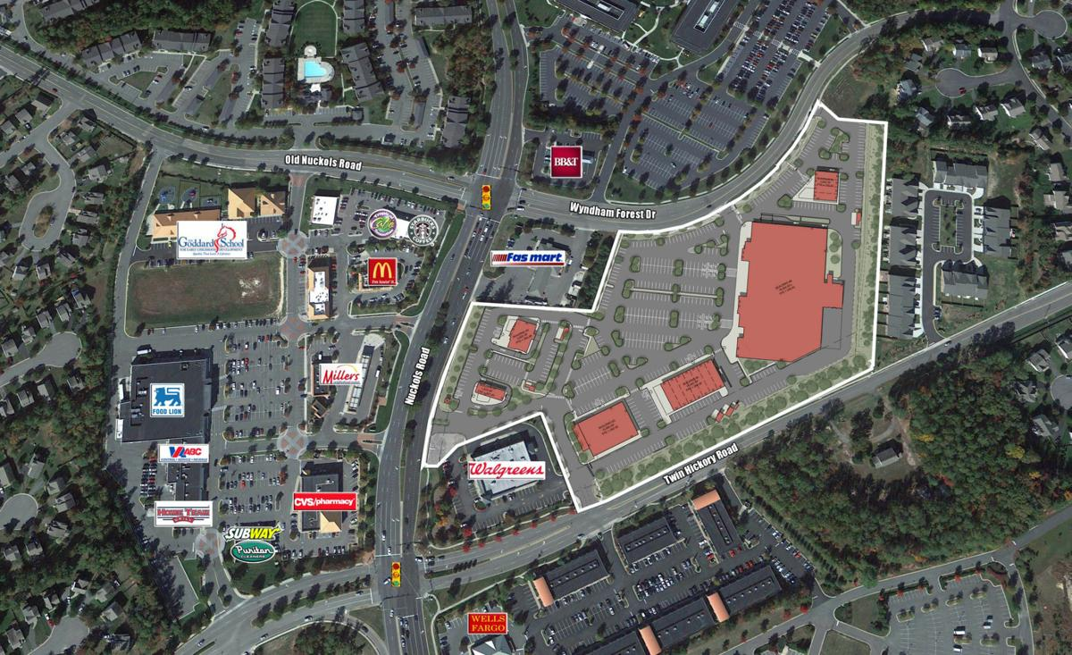 $8.1 million land sale off Nuckols Road completed for proposed ...
