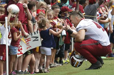 b627b60c VCU report: City won't recoup investment on Redskins training camp ...