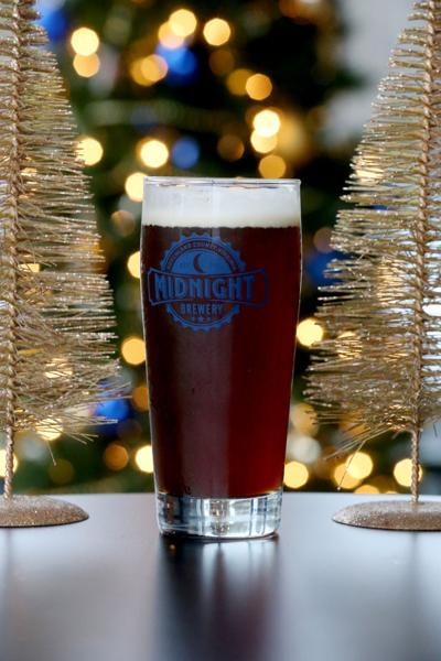 The Beer Guy: Christmas at Midnight from Midnight Brewery