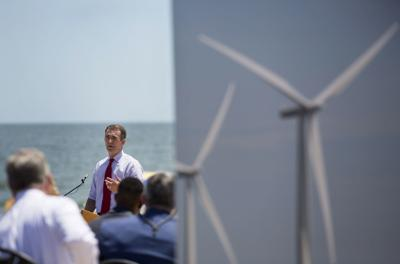 Dominion announces 220-turbine offshore wind project in Virginia Beach
