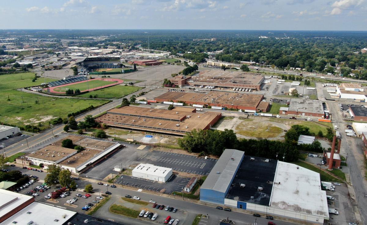 VCU Athletic Village and a new baseball stadium