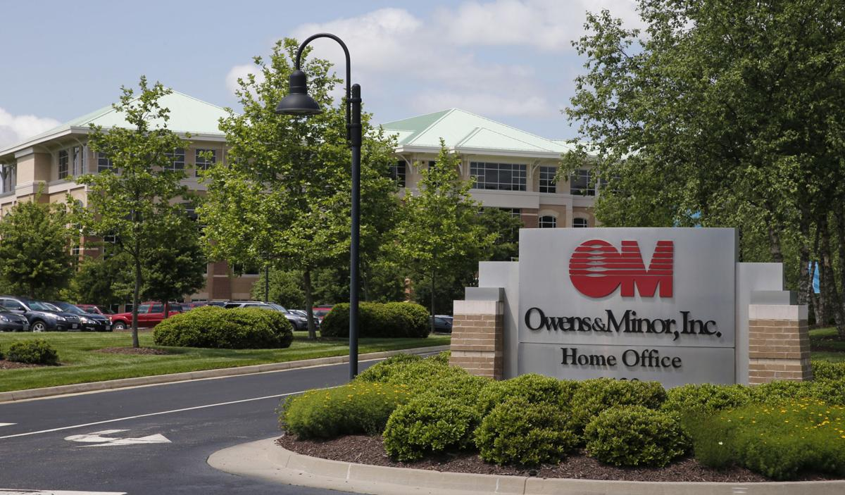 Owens & Minor corporate headquarters