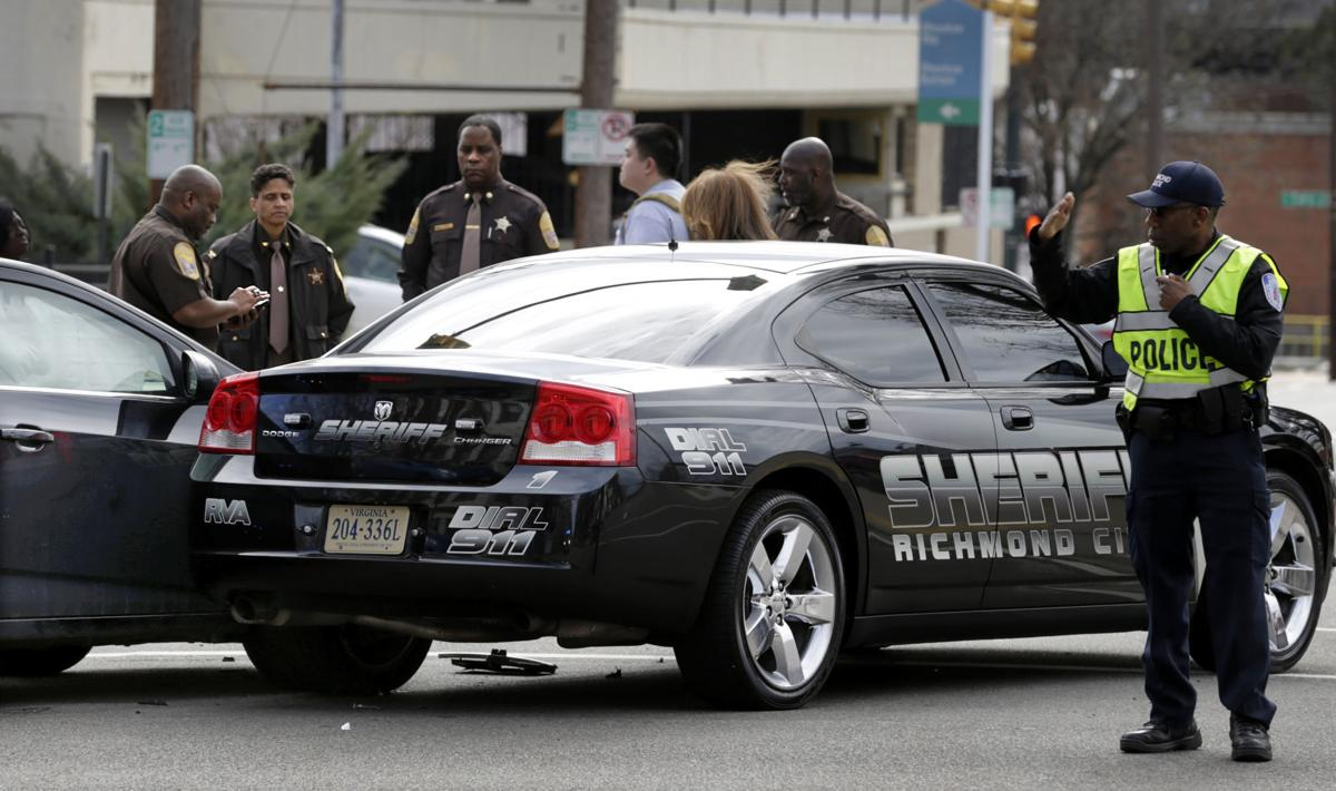 Richmond sheriff antionette irving is charged in vehicle for Department of motor vehicles richmond va
