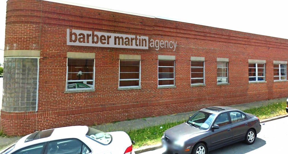 Barber martin ad agency setting up shop in scott s for Marketing agency richmond