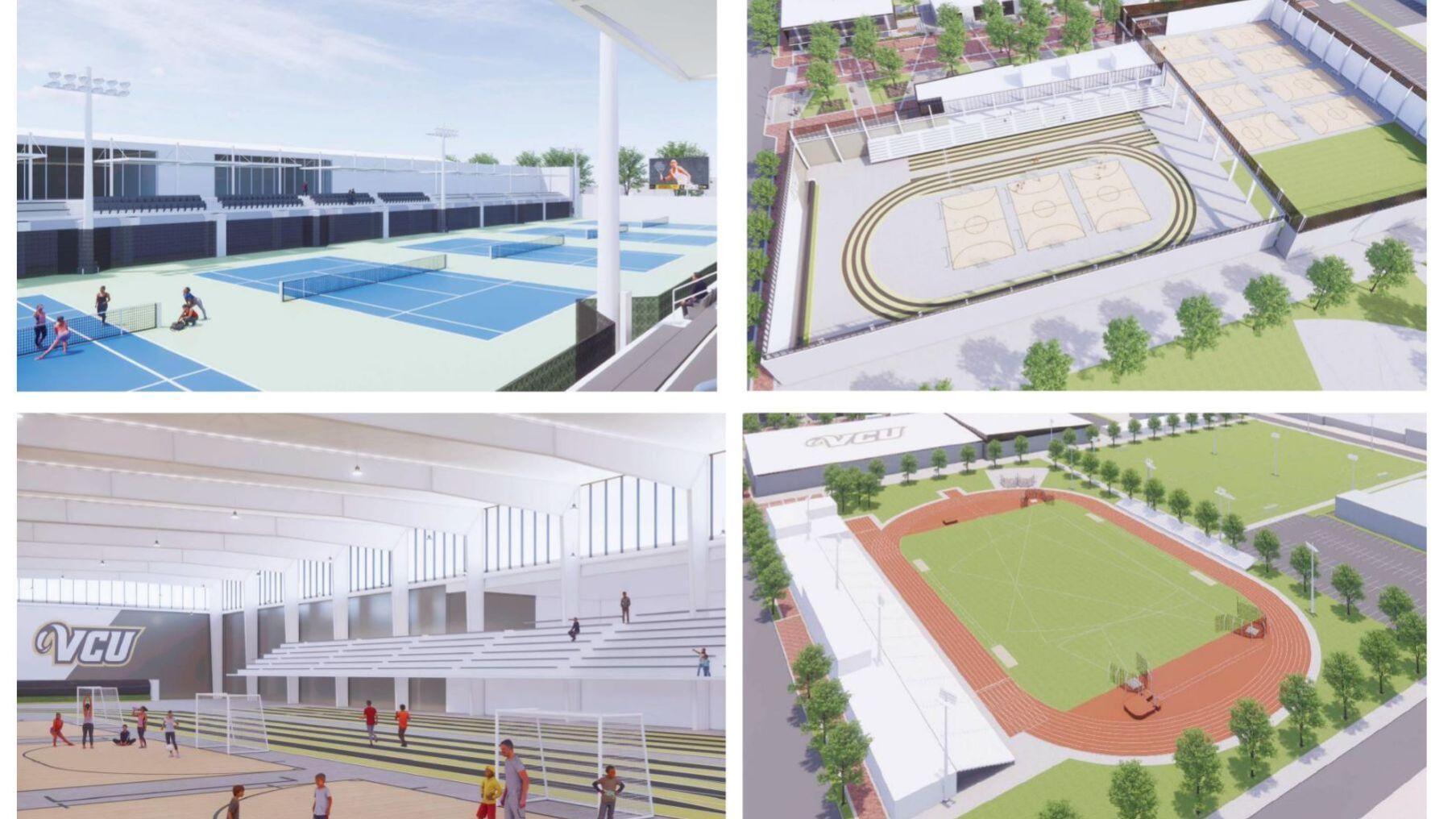 Vcu 2022 Calendar.New Buildings Coming To Vcu Athletics Village Student Commons High Rise Dorm Arts Lab Richmond Local News Richmond Com