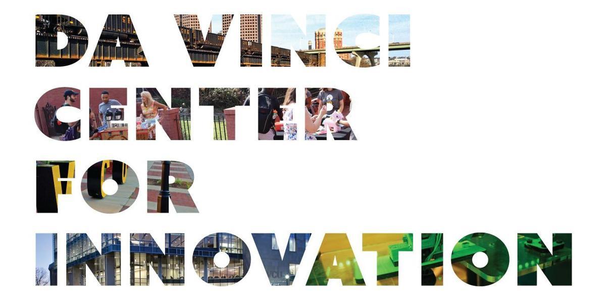 VCU's Da Vinci Center for Innovation logo