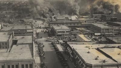 Tulsa Race Massacre Centennial