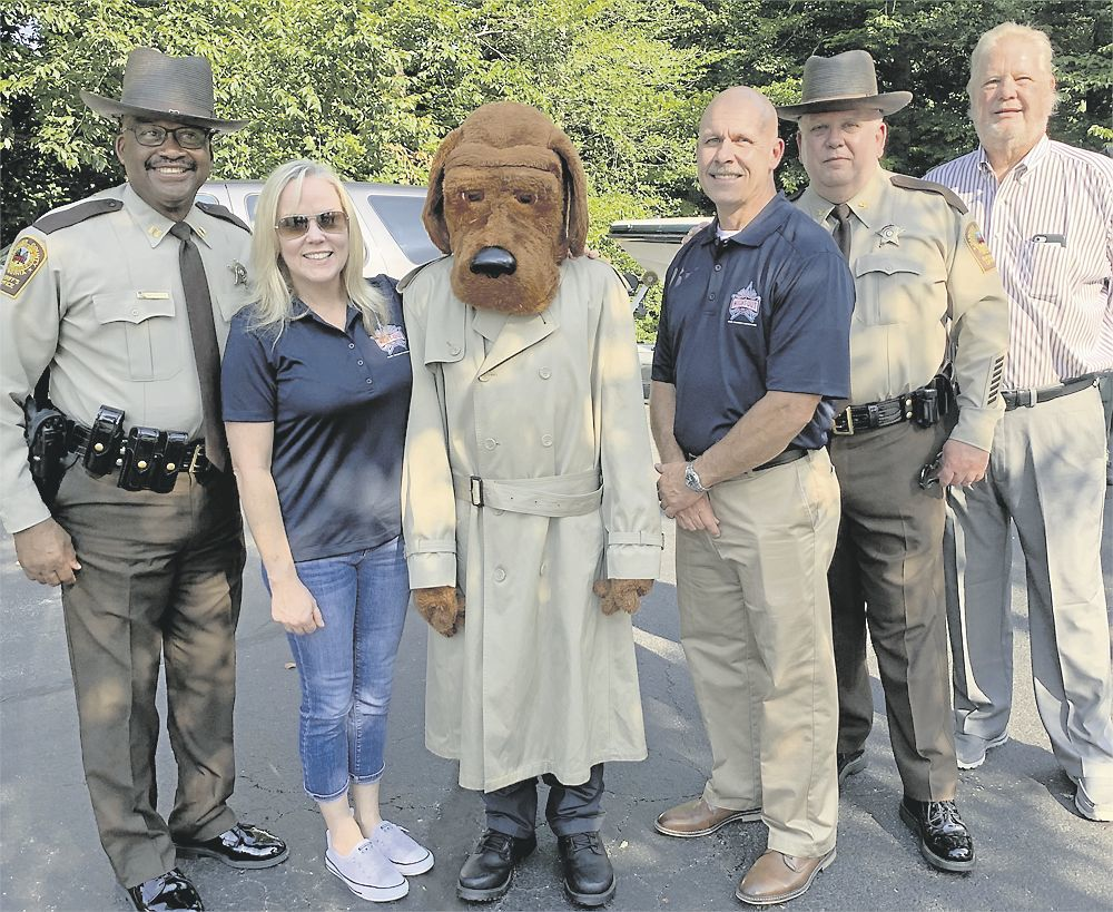National Night Out with HCSO
