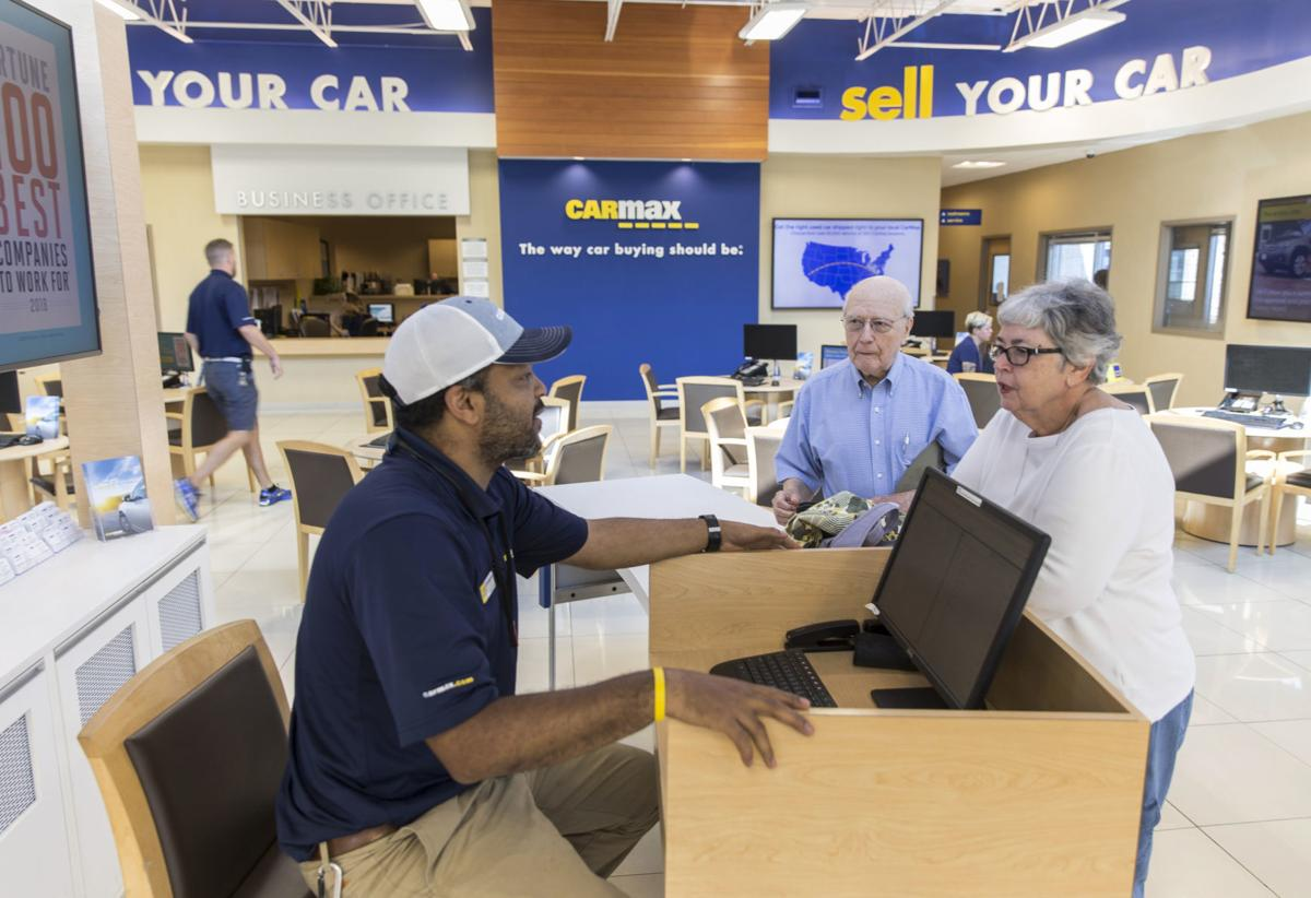 CarMax, which revolutionized the used-car business 25 ...