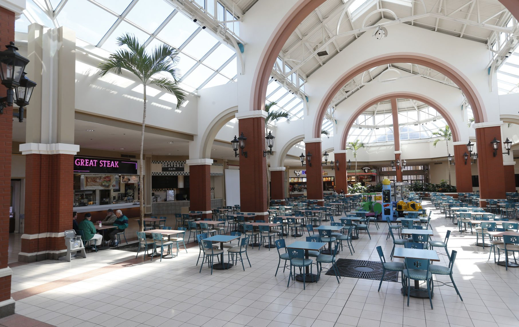 The new owner of Virginia Center Commons