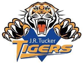 JR Tucker High School Logo