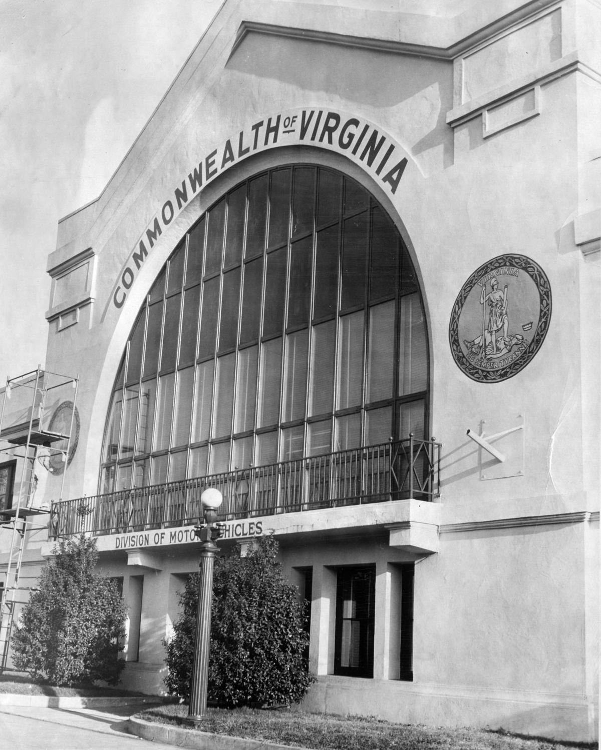 From the archives the virginia department of motor for Virginia department of motor vehicle