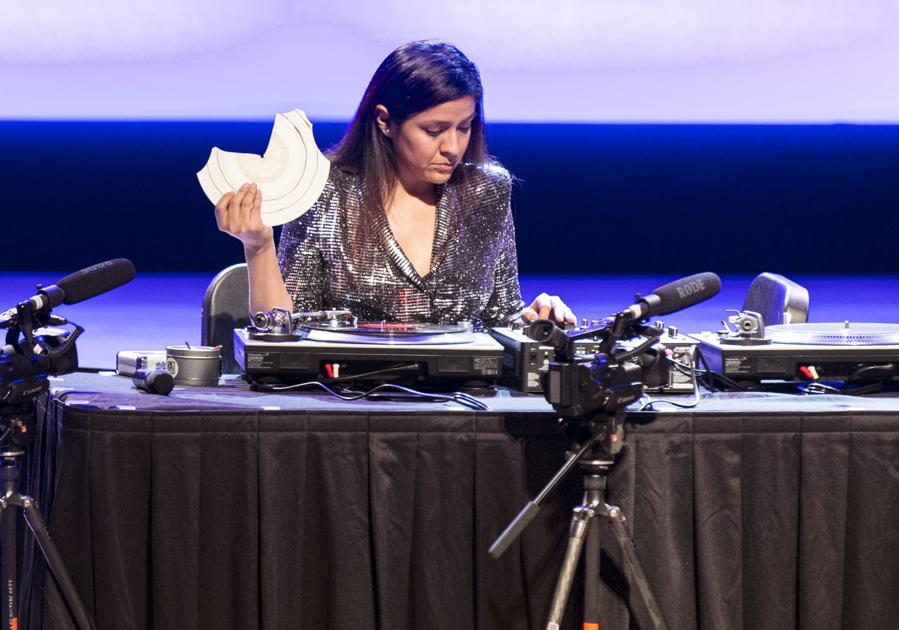 Sound Arts Richmond - a collision of sound and visual arts - pushes sound as an artistic medium
