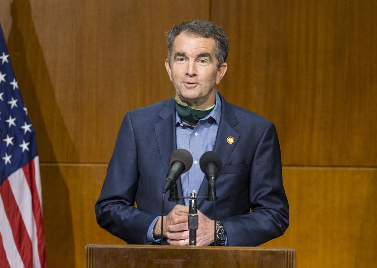 Gov. Northam press conference