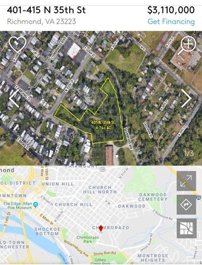 This Church Hill Lot Is Up For Grabs Its Sale Could Bring More Than