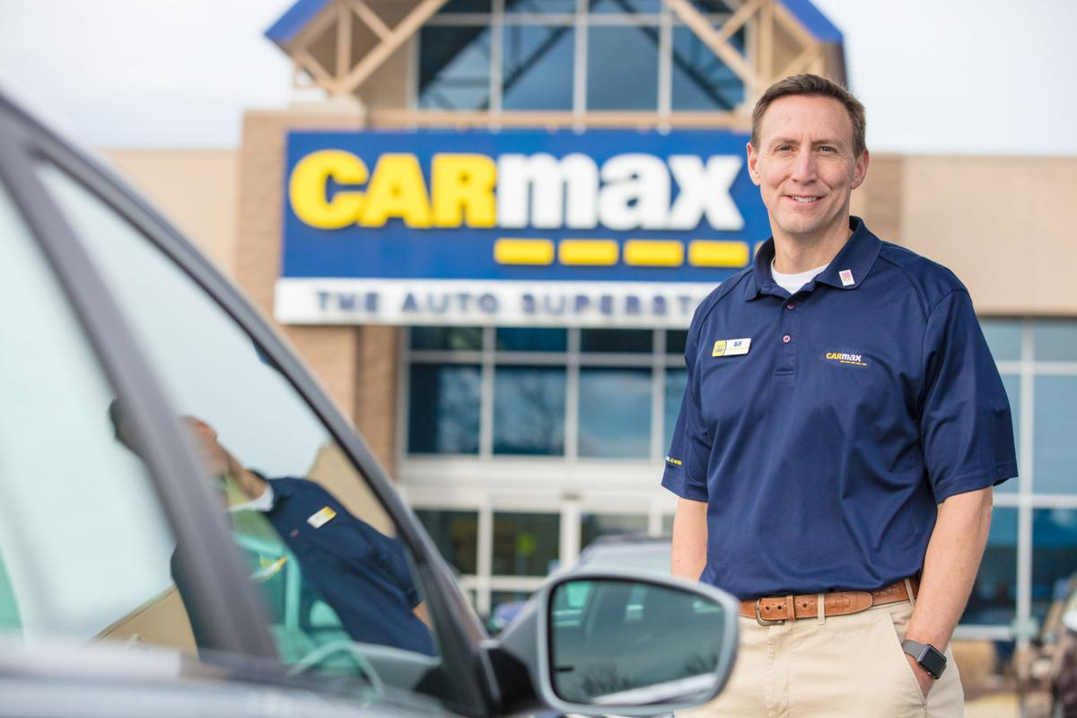 Bill Nash is president and CEO of CarMax.