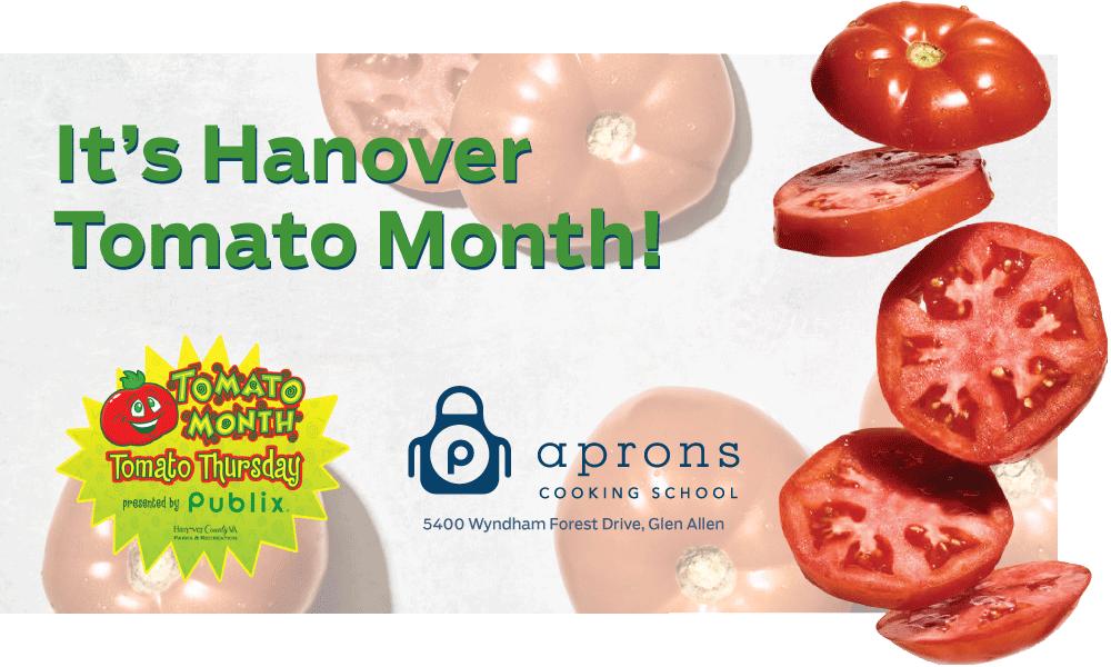 Publix Celebrates Hanover Tomato Month
