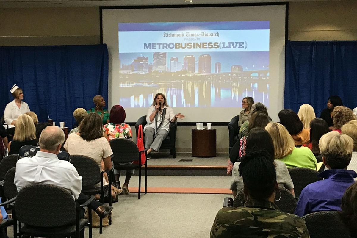Entrepreneurial journeys shared at Metro Business Live