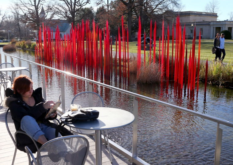 Vmfa Acquires Chihulys Red Reeds Entertainment Richmond