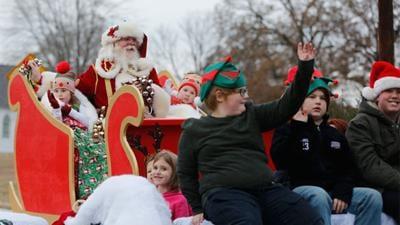 Powhatan Christmas Parade to roll through Village Dec. 14