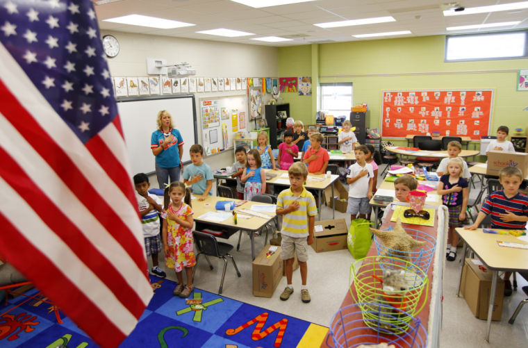 Pictures Of Elementary Classrooms ~ Obamacare prompts cutbacks for school part timers