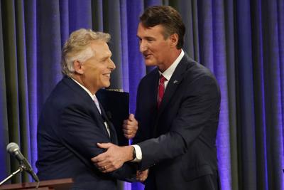 Virginia Governor Debate (copy)