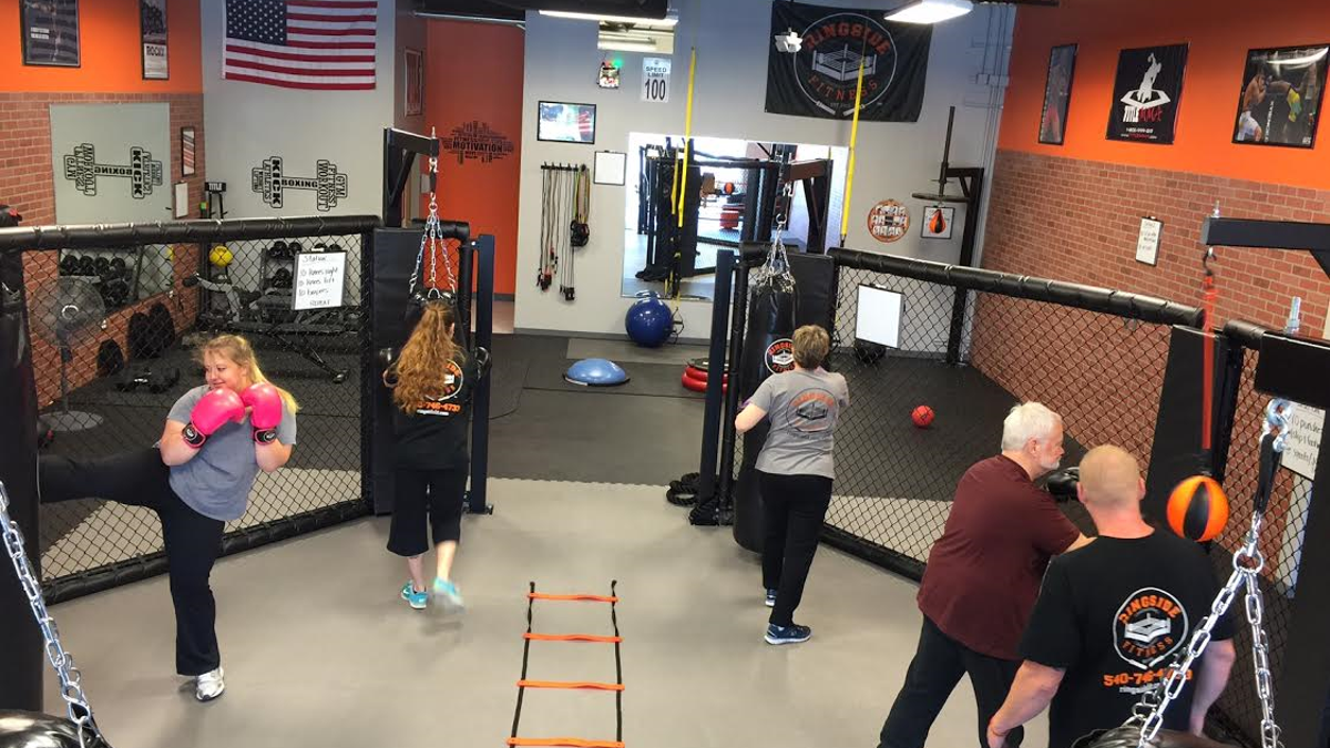 Ringside Fitness Opens In Short Pump Business News Richmond Com
