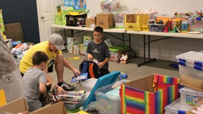 Community Life Church holds annual Operation School Supplies giveaway