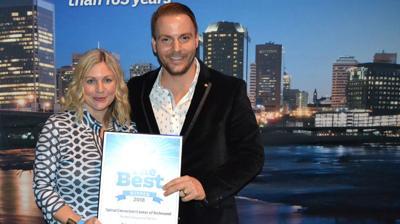 Spinal Correction Center Best Fest Award