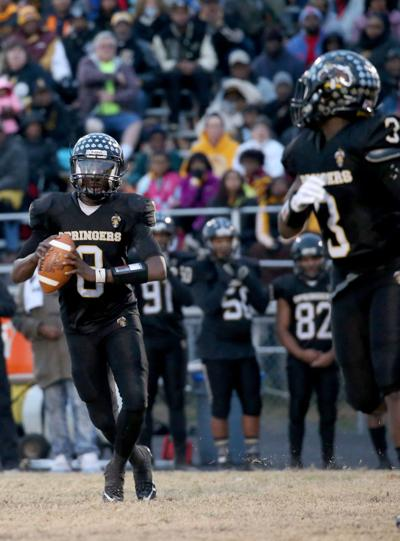 Nansemond River at Highland Springs Class 5A state football semi