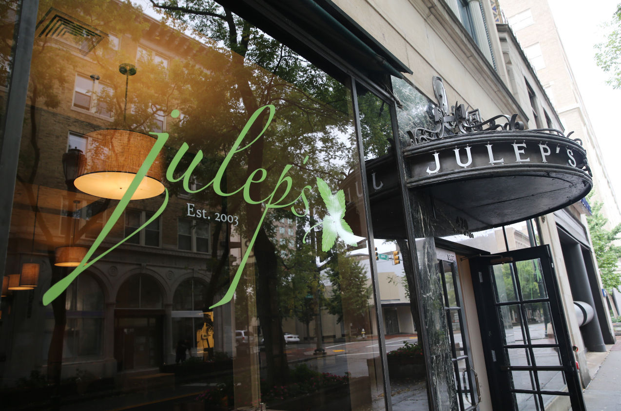 After 12 Years In Shockoe Bottom Julep S Has Reinvented Itself With A New Menu Chef Management And E Downtown The Restaurant Still Same