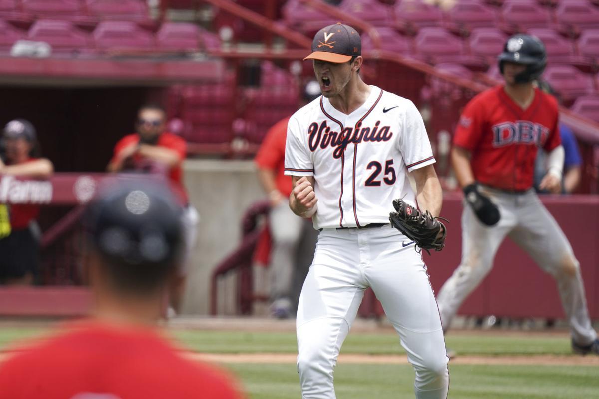 NCAA Virginia Dallas Baptist Baseball