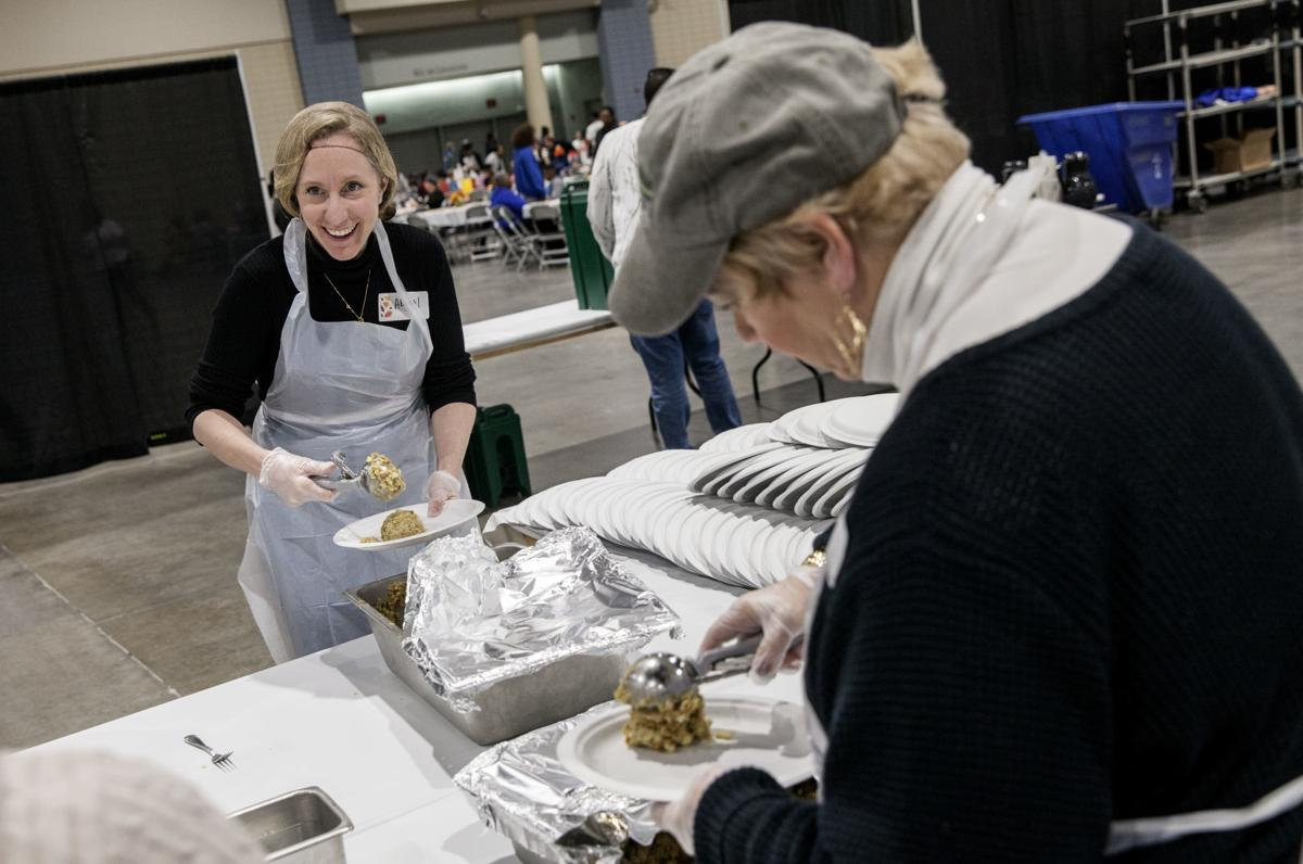 The Giving Heart Community Thanksgiving Feast