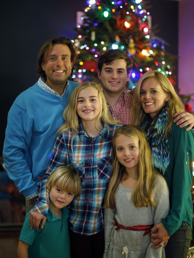The Gallagher family