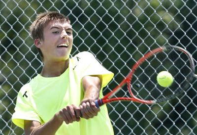 Four local tennis teams advance in state tournament